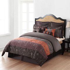 Home Classics® Jasmine 12-pc. Down-Alternative Comforter Set