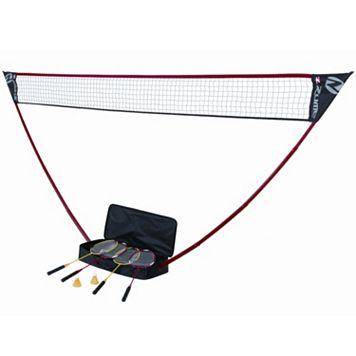Zume Badminton 4-Player Set