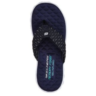 Skechers EZ Flex Cool Beach Women's Thong Sandals