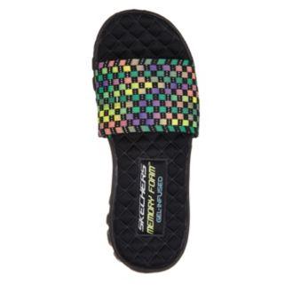 Skechers EZ Flex Cool Sandpiper Women's Slide Sandals