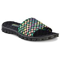 Skechers EZ Flex Cool Sandpiper Women's Slide Sandals