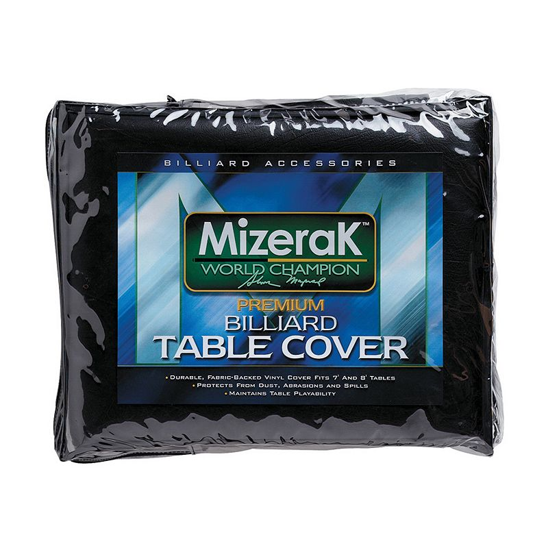 Mizerak Deluxe Billiard Table Cover ()