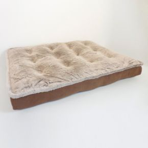 Canine Creations Orthopedic Balleny Quilted Mattress Pet Bed - 45'' x 36''