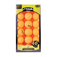 Stiga 46-pk. Table Tennis Balls