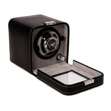 Bey-Berk Leather Watch Winder - Men