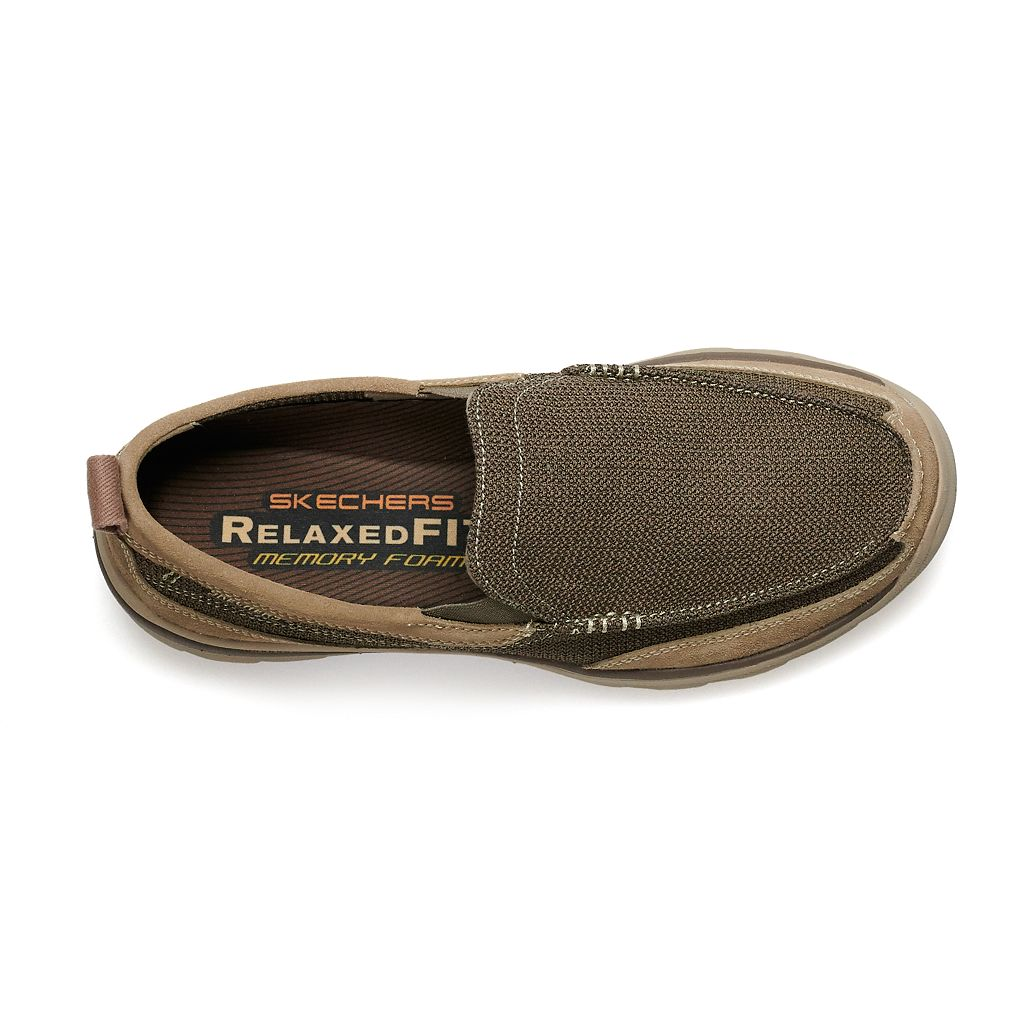 Skechers Relaxed Fit Superior Milford Men's Slip-On Casual Shoes