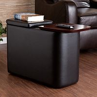 Southern Enterprises Elliot Entertainment Side Table