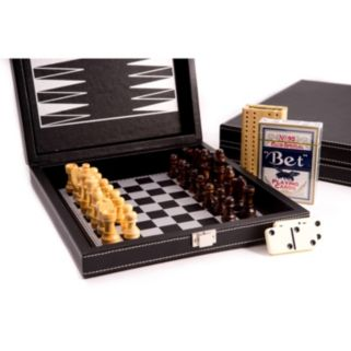 Bey-Berk 5-in-1 Game Set
