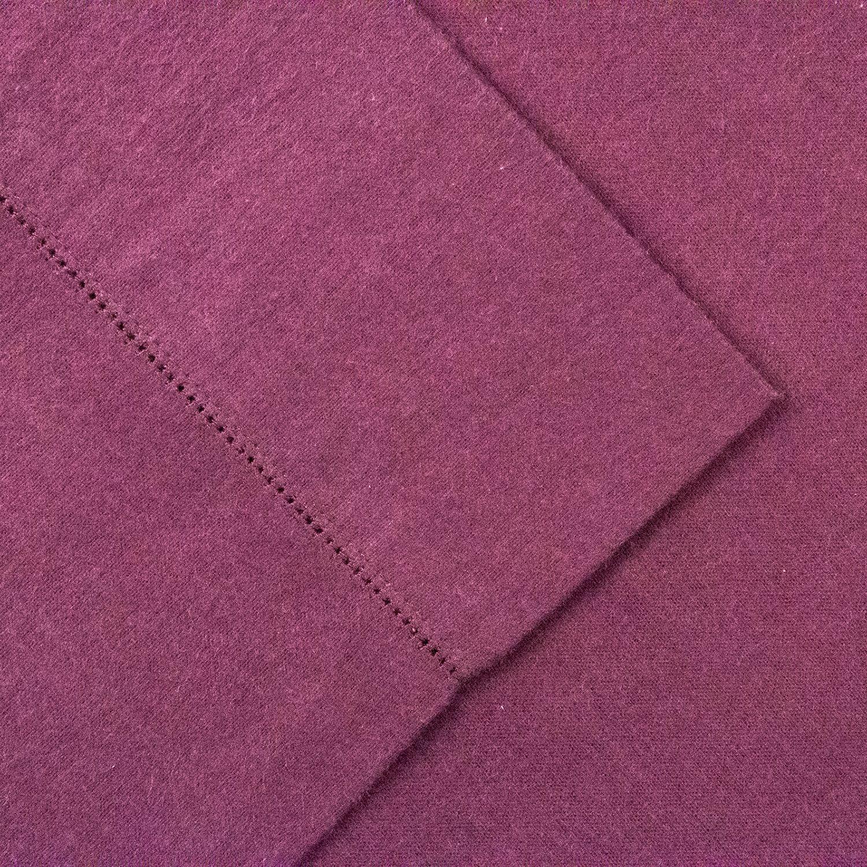 Kohls Full Size Flannel Sheets Micro Plaid Printed