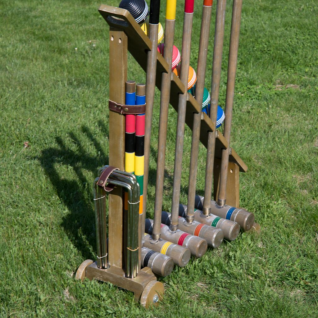 Franklin Vintage Croquet Set