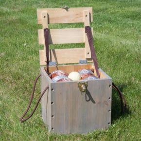 Franklin Vintage Bocce Set