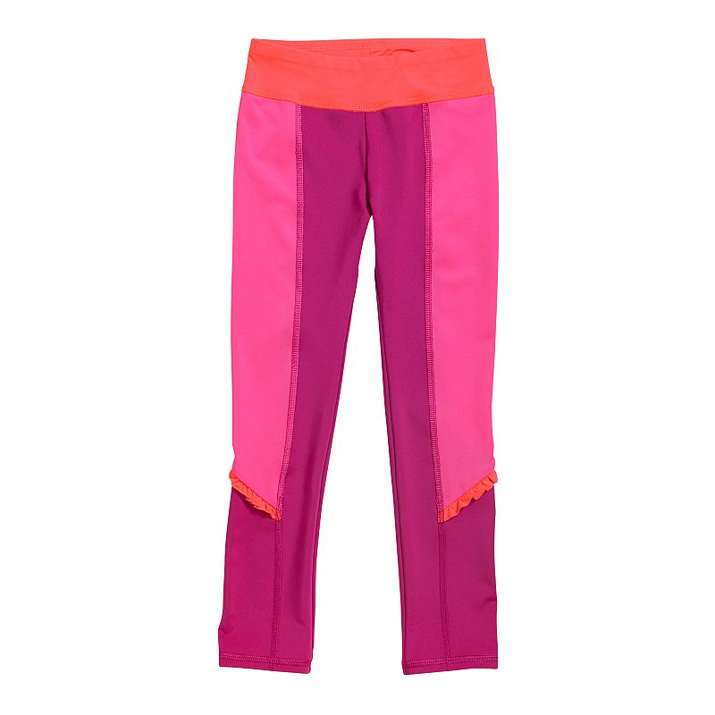 Adidas Soccer Pants For Girls in Pink Adidas go Tight Pants Girls
