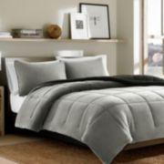 Eddie Bauer Premium Fleece and Sherpa Reversible Comforter Set