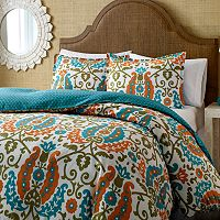 City Scene Constantine Reversible Duvet Cover Set