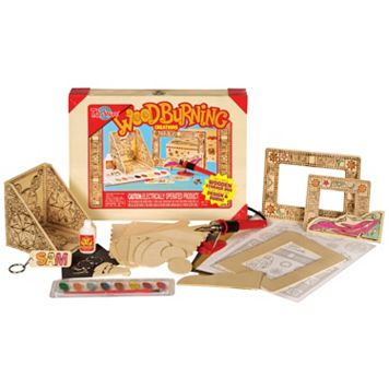 T.S. Shure Woodburning Creations Kit