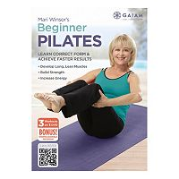 Mari Winsor's Beginner Pilates DVD by Gaiam