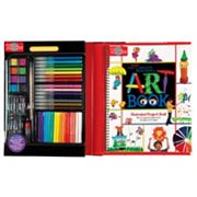 T.S. Shure Complete Beginner's Art Book & Art Kit Set