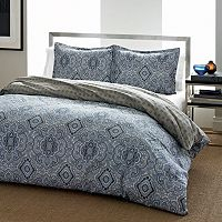 City Scene Milan Reversible Duvet Cover Set