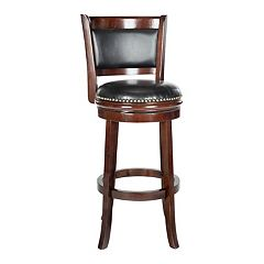 Safavieh Brockway Swivel Bar Stool
