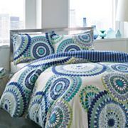 City Scene Radius Duvet Cover Set