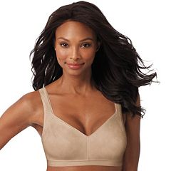 Playtex Bra: 18-Hour Active Comfort Wire-Free Jacquard Full-Figure Bra 5452 - Women's