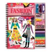 T.S. Shure Chic Fashion Designer Book & Design Kit