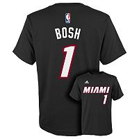 Boys 8-20 adidas Miami Heat Chris Bosh Tee
