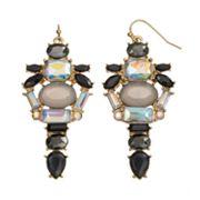 GS by gemma simone Nouveau Baroque Flemish Drop Earrings