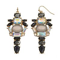GS by gemma simone Nouveau Baroque Flemish Drop Earrings