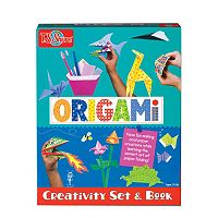 T.S. Shure Origami Creativity Set & Book