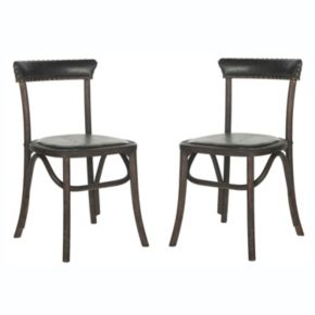 Safavieh 2-piece Kenny Side Chair Set