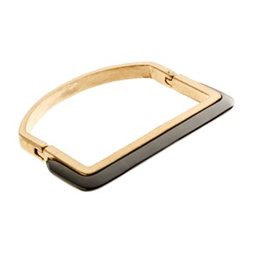 GS by gemma simone Jazz Age Glam Collection Gillespi Geometric Bangle Bracelet
