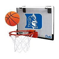 Duke Blue Devils Game On Hoop Set