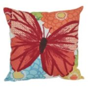 SONOMA outdoors™ Butterfly Reversible Throw Pillow