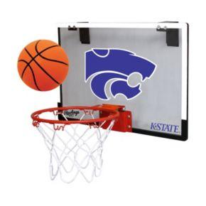 Kansas State Wildcats Game On Hoop Set