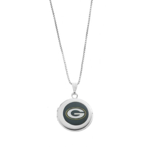 Green Bay Packers Sterling Silver Locket