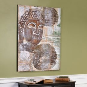 Bombay? ''Buddha'' Canvas Wall Art
