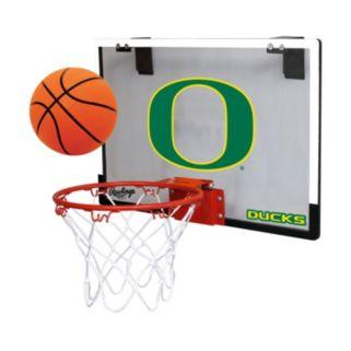 Oregon Ducks Game On Hoop Set