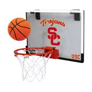 USC Trojans Game On Hoop Set