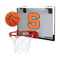 Syracuse Orange Game On Hoop Set