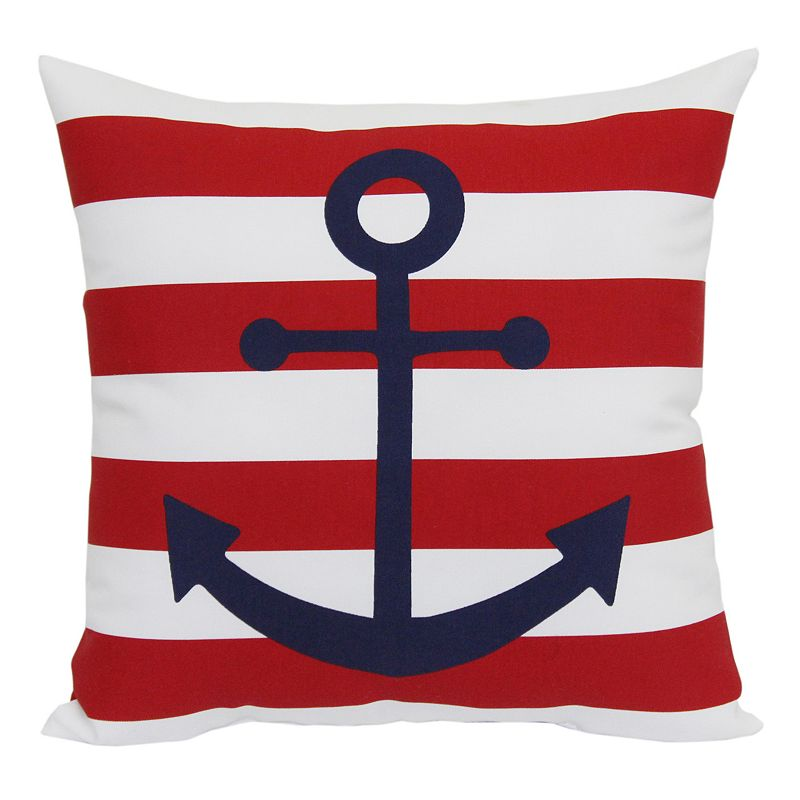 Kohls Nautical Throw Pillows : Nautical Polyester Decorative Pillow Kohl s