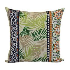 SONOMA Goods for Life™ Palm Outdoor Throw Pillow