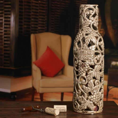 Bombay™ Wine Cork Holder