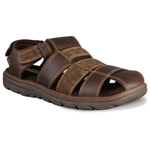 12e5ec29ce2e Skechers Olvero Men s Fisherman Sandals