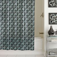Excell Kimodo PEVA Shower Curtain