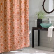 Excell Dartmouth PEVA Shower Curtain