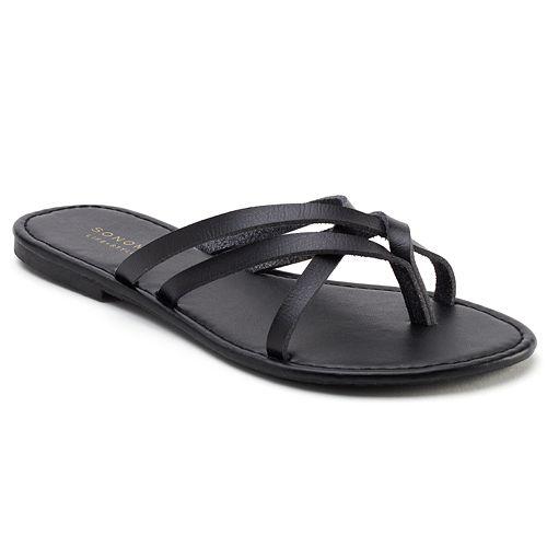 SONOMA Goods for Life™ Women's Strappy Flip-Flops