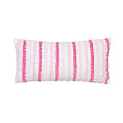 Ruffle Throw Pillow
