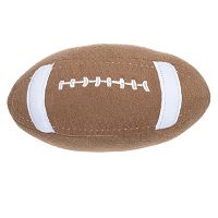 MVP Football Throw Pillow