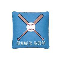 MVP ''Home Run'' Throw Pillow
